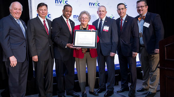 NVTC Veterans Employment Initiative and the Virginia Values Veterans Program: A Winning Partnership